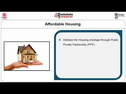 Government Institutions Supporting Housing in India