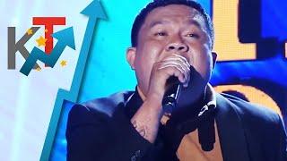 Rommel Arellano rocks Bakit Ako Mahihiya in Tawag ng Tanghalan Quarterfinals 2020!