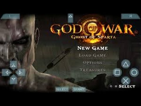 God of war ghost of sparta rom