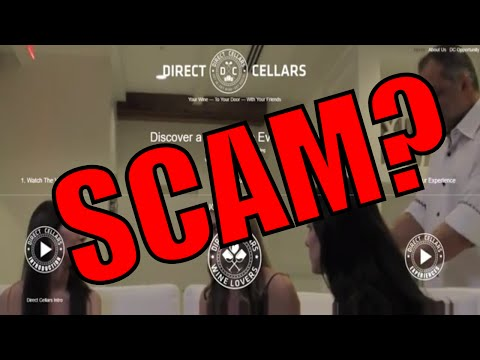 Direct Cellars Wine Club Scam? Don't Join Until You Watch This Video & Direct Cellars Reviews Rumors