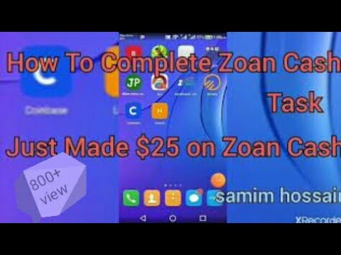 how-to-complete-zoan-cash-task-|-i-just-made-$25-on-zoan-cash