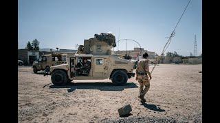 أخبار عربية | #العراق يحشد قواته على تخوم قضاء