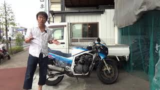 スズキGSXR750:世界最高の油冷スポーツバイク!