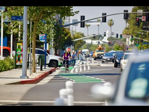 USC Bike Safety Video (Produced by USC for #MyFigueroa)
