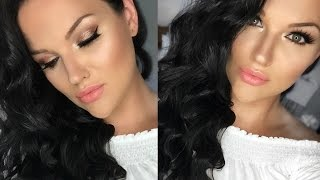 One of MakeupByCheryl's most viewed videos: Full Face MAC Cosmetics Makeup Tutorial