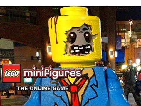 LEGO Minifigures Online - Online LEGO MMO! - YouTube
