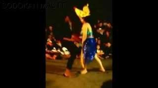 TARI BINAL JOGET NGANGKANG(NGEWE) SUSU SAMPEK TUMPAH