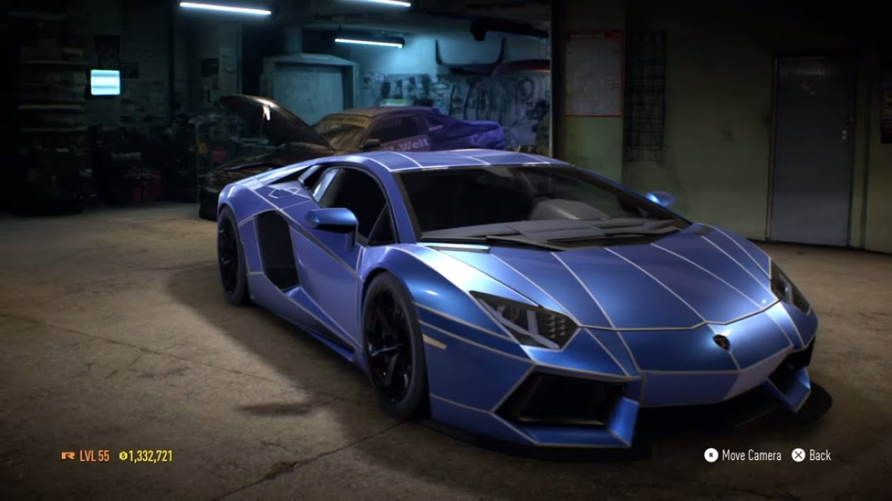 need for speed 2015 tron lamborghini aventador. Black Bedroom Furniture Sets. Home Design Ideas