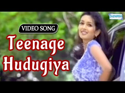 Teenage Hudugiya - Galate Aliyandru - Shivaraj Kumar Song