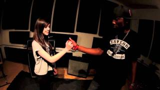 Good Feeling - Flo Rida (cover) Megan Nicole and Eppic