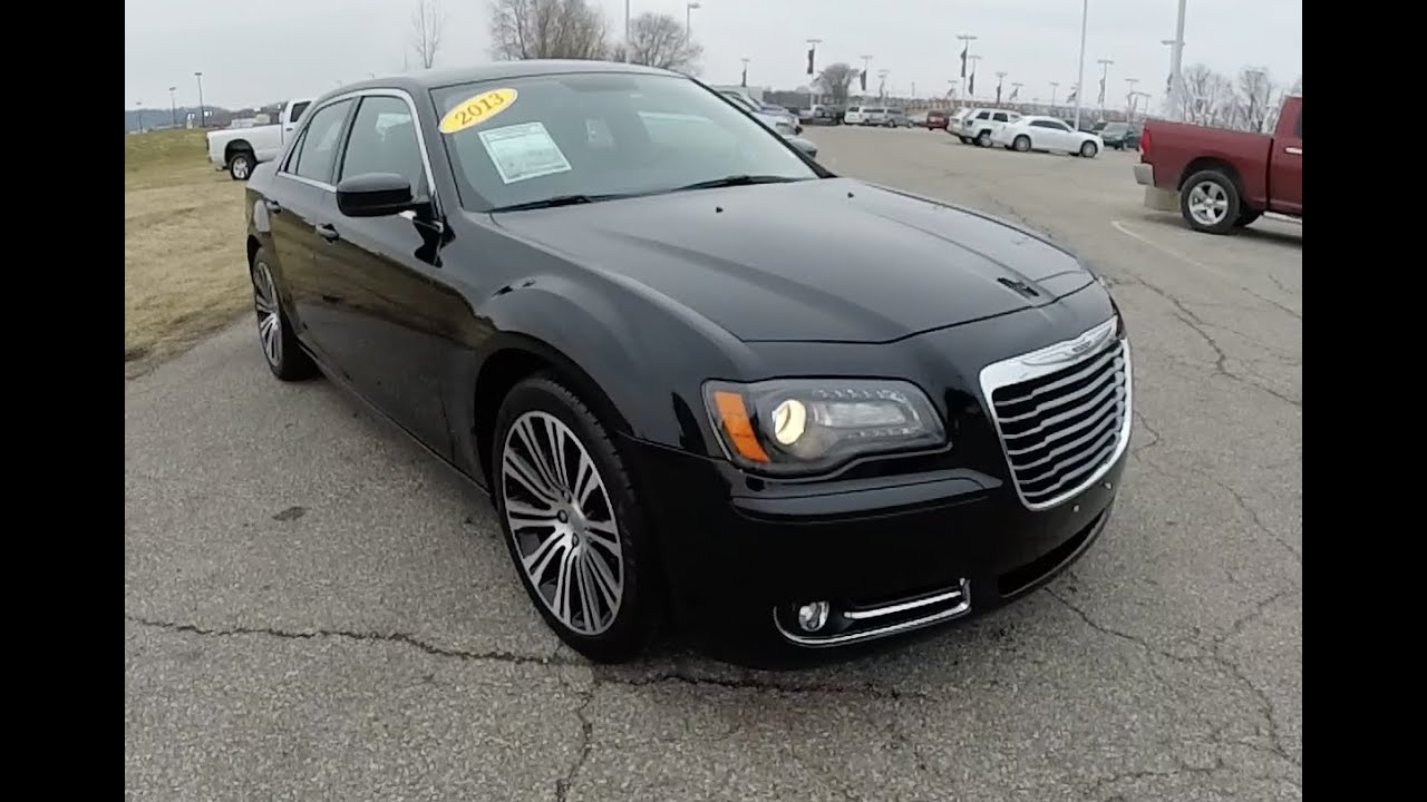 Chrysler 300s 2013