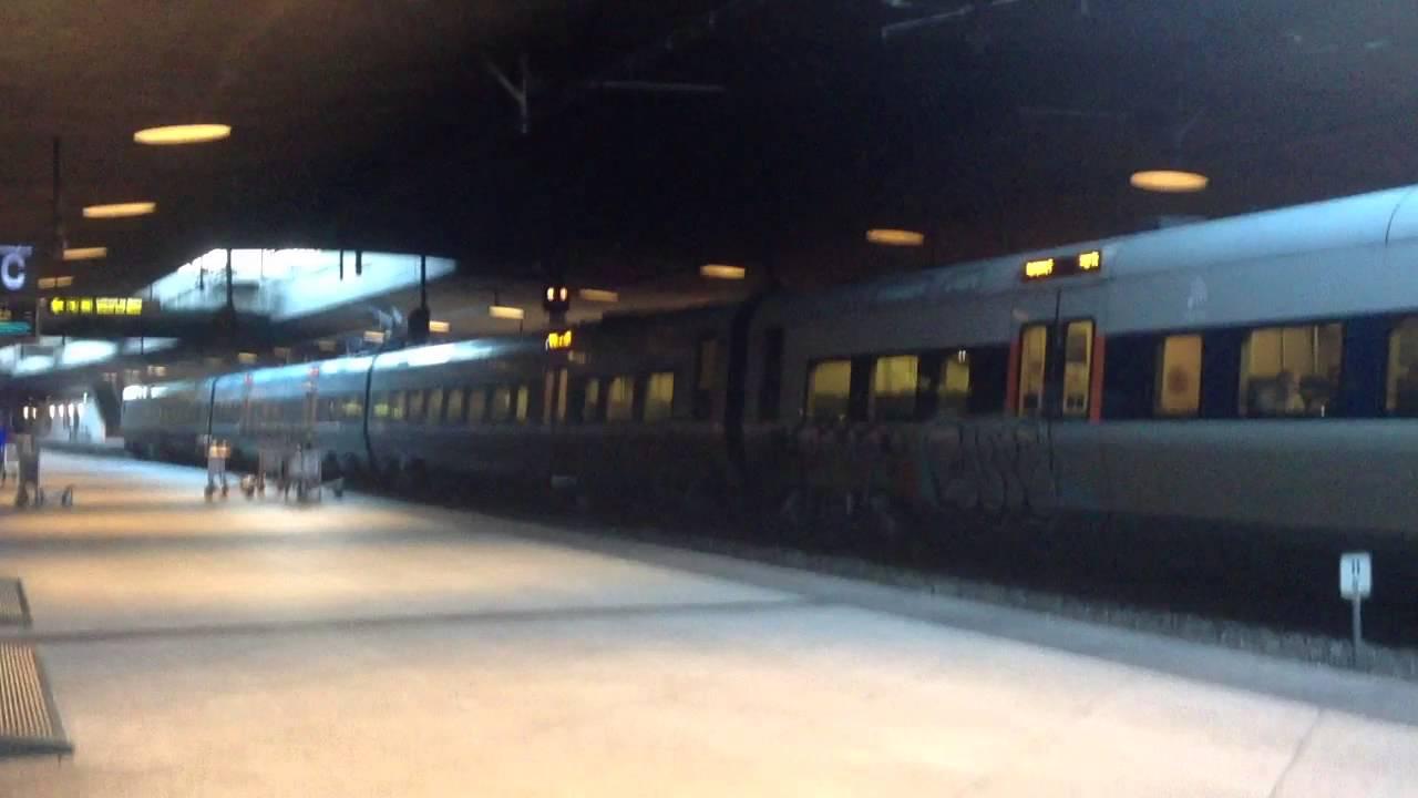 tog fra lund til københavn