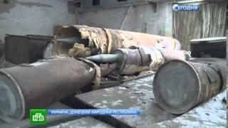 После бегства украинской армии находят оружейные склады и амуницию времен ВОВ 18 02 2015