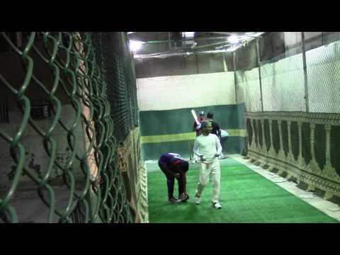 Pakistan Club - Net Practice 26th December