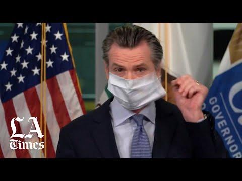 More counties on California''s coronavirus watch list, Newson says