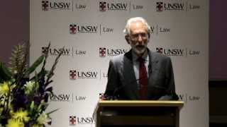 The 2014 Hal Wootten Lecture - Professor Richard Abel