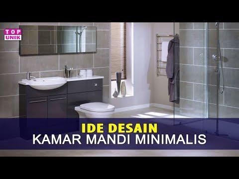 6 IDE DESAIN KAMAR MANDI MINIMALIS INI BISA JADI INSPIRASIMU