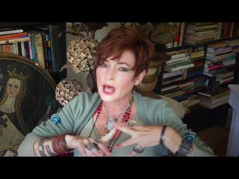 Breaking The Chains Foundation Celebrity Ambassador, Carolyn Hennesy - The Art Of Writing