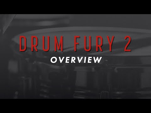 DRUM FURY 2 -  OVERVIEW