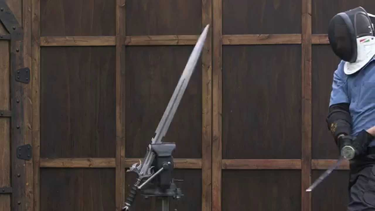 how to make a sword breaker