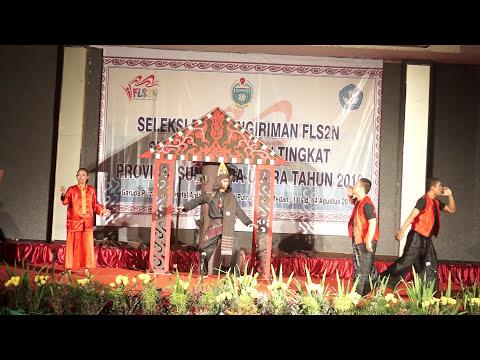 Juara 1 Teater FLS2N Sumatra Utara 2016 (SMKN BINAAN)