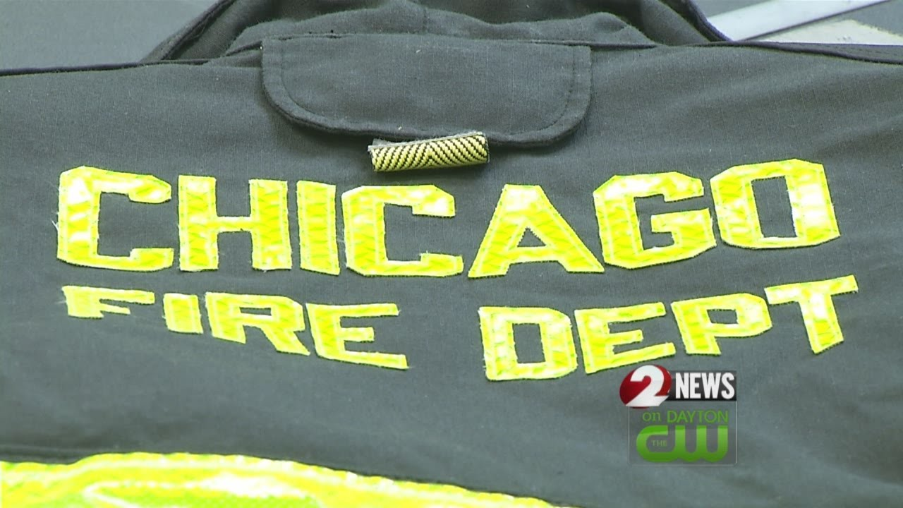 Chicago Fire Gear Made Here In The Miami Valley Youtube