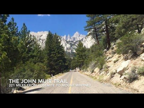 The John Muir Trail in 17 Days (2015)