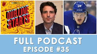 NHL, NHLPA nearing agreement on hub cities, return to Olympics   Our Line Starts Ep. 35   NBC Sports