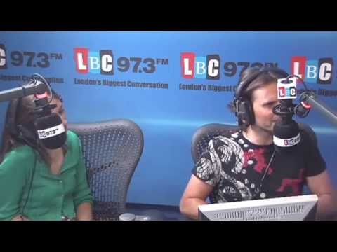20130717 James O'Brien - LBC Radio 97.3FM UK