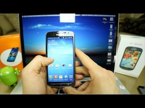 How To Unlock Samsung Galaxy S4 Active - Step by Step