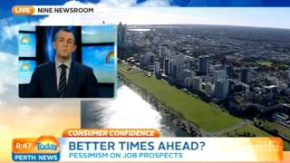 Comsumer Confidence | Today Perth News
