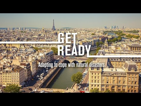GET READY : adapting to cope with natural disasters
