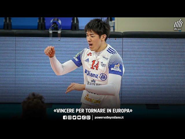 Playoff 5° posto, intervista post Milano - Padova di Yuki Ishikawa