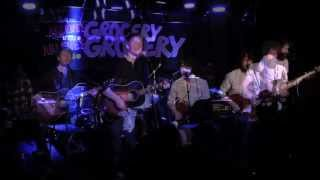 "Goodnight, Texas - ""Jesse Got Trapped in a Coal Mine"" - Live in NYC at Arlene's Grocery"