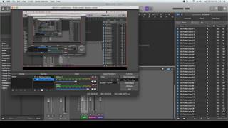 How to Create Bus/Aux Tracks in Logic Pro X