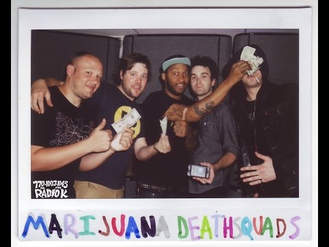 Marijuana Deathsquads - Full Performance (Live on Radio K)