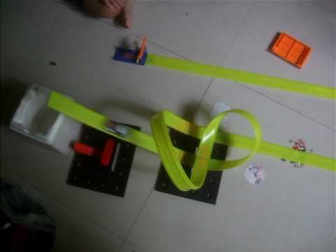 Action City High Speed Track Plus+ Play 2: full track