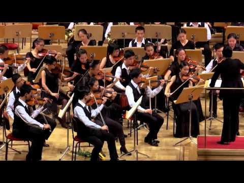 Guangzhou Symphony Youth Orchestra The Firebird Suite 1919 GSYO @Berlin