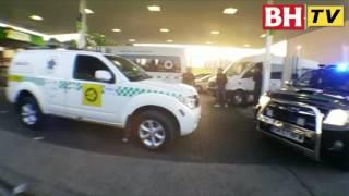 Sukarelawan mula konvoi ambulans ke Syria