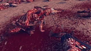 Total War: Rome II - Blood & Gore DLC Preview by DiplexHeated