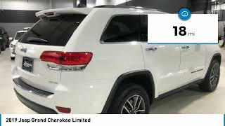 2019 Jeep Grand Cherokee KC845374