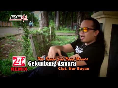 Nur Bayan & Nana Monica - Gelombang Asmara