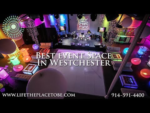 Bar Mitzvah Event Space Westchester County | Bar Mitzvah Party Venue NY | Life The Place To Be
