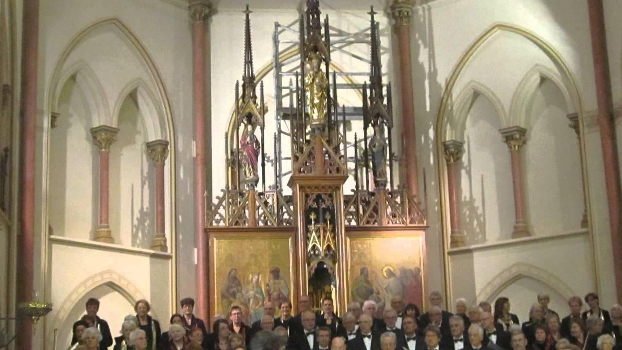 Zachow, F.W. Uns Ist Ein Kind Geboren -  Concertkoor Rijswijk 9 december 2011