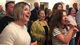 My Love Goes On - James Morrison cover - Vocal Works Gospel Choir