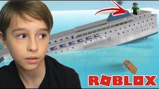 ROBLOX: WHO CAN STAY ON THE SHIP WINS