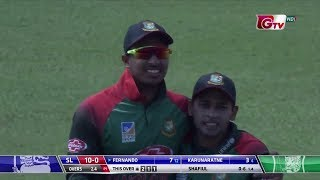All Wickets | Sri Lanka vs Bangladesh | 1st ODI | ODI Series | Bangladesh tour of Sri Lanka 2019