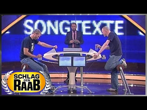 Lyrics - Schlag den Raab 45