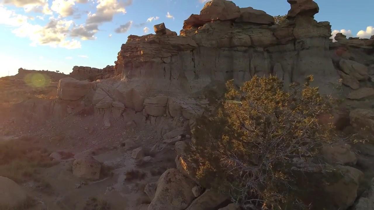 Drone Shots 4K - Balance Rocks