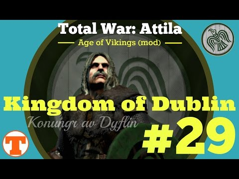 Age of Vikings: Kingdom of Dublin #29  (mod) Dawn of Wrath